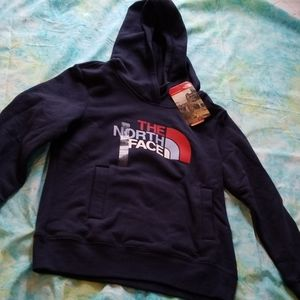 North Face Girl's hoodie